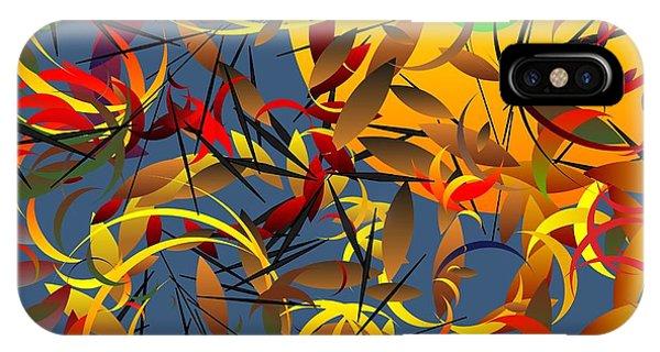 Autumn Wind 2012 IPhone Case