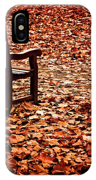Autumnal Colours IPhone Case