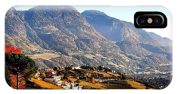 Beautiful Landscape iPhone Case - Autunno In Alto Adige - Autumn In South by Luisa Azzolini