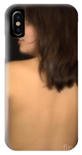 Back Look IPhone Case