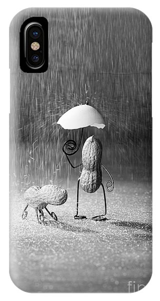 Bad Weather 01 IPhone Case