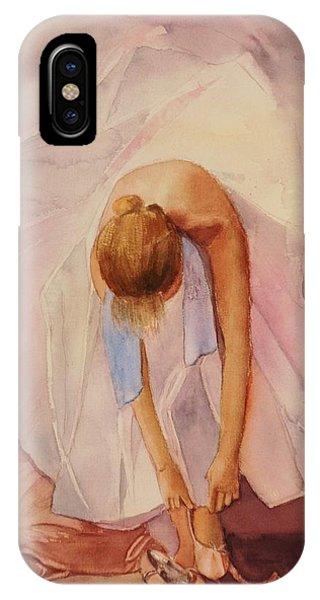Ballet Dancer IPhone Case