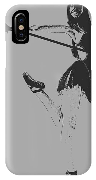 Ballet Girl Phone Case by Naxart Studio