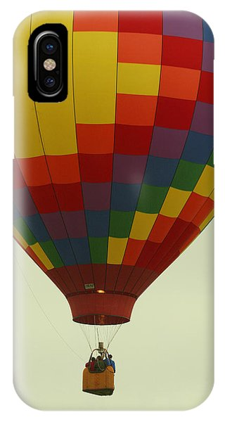 Balloon Ride IPhone Case