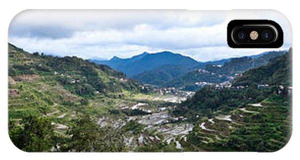 Banaue Rice Terraces IPhone Case