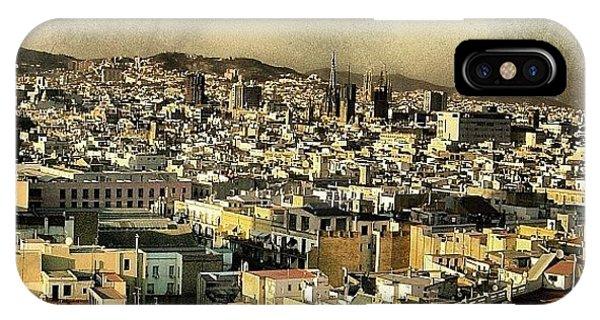 View iPhone Case - Barcelona by Joel Lopez
