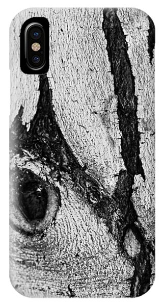 Bark Eye IPhone Case