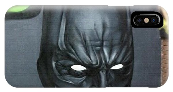 Superhero iPhone Case - #batman By #jodyt During by Nigel Brown