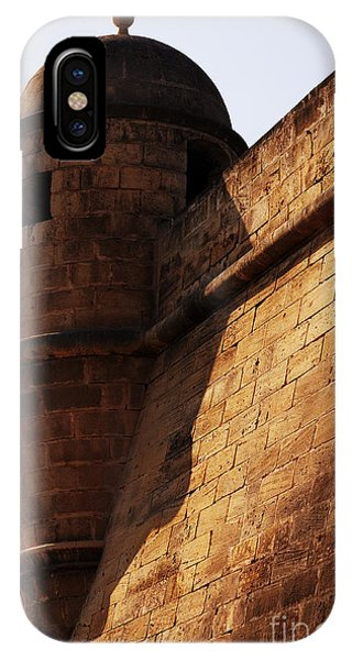 Battlement IPhone Case