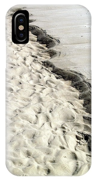 Beach Sand IPhone Case