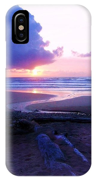 IPhone Case featuring the photograph Beach Time by Deahn      Benware
