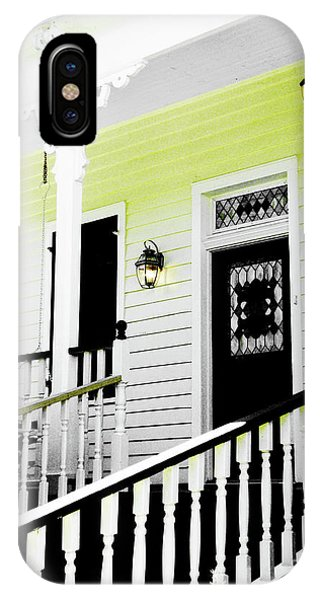 Beauregard Town Baton Rouge IPhone Case