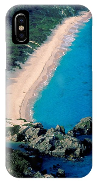 Beautiful Bermuda Beach Phone Case by Carl Purcell