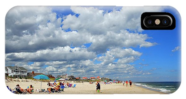 Beautiful Jersey Shore IPhone Case