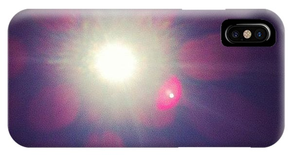 Sunny Days iPhone Case - Beautiful Sunny Day!!! by Luis Alberto