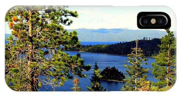Beautiful Tahoe IPhone Case