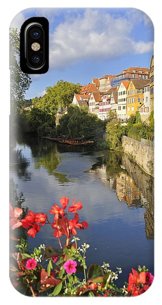 Beautiful Tuebingen In Germany IPhone Case