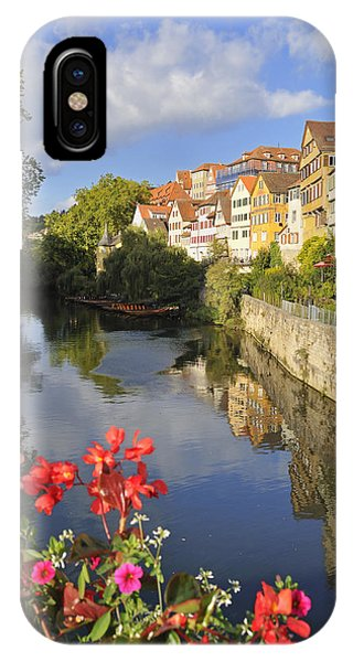 Beautiful Tuebingen In Germany IPhone Case