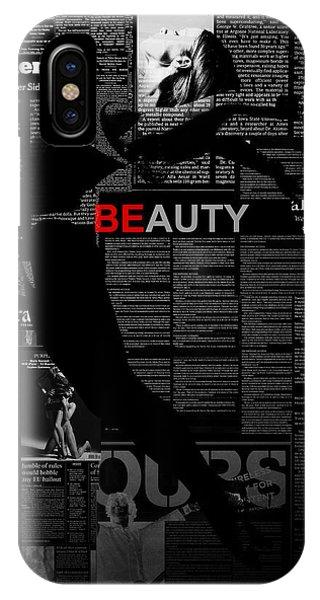 Romantic iPhone Case - Beauty by Naxart Studio
