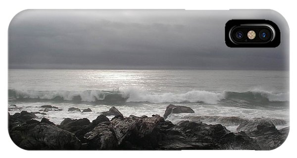 Beauty Of The Storm IPhone Case