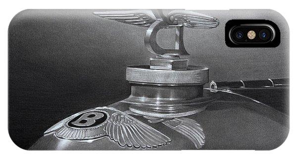 Bentley Corsica Coupe  IPhone Case
