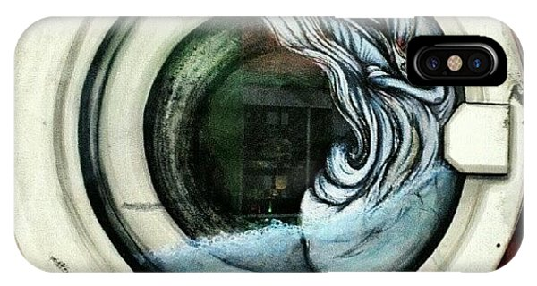 Quirky iPhone Case - Best Use Of A #porthole #window I've by Siobhan Macrae