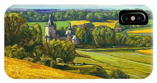 Beusdael Castle Sippenaeken IPhone Case