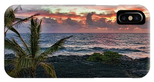 Big Island Sunrise IPhone Case