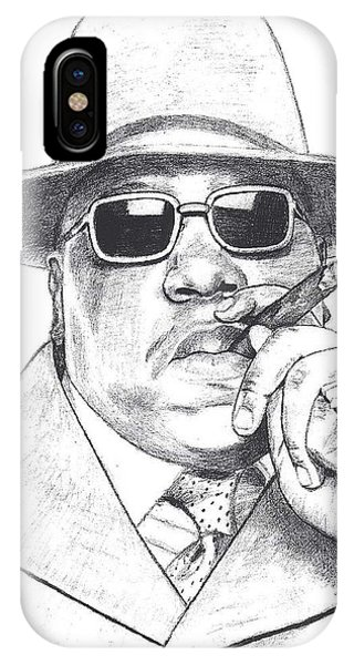 Biggie IPhone Case