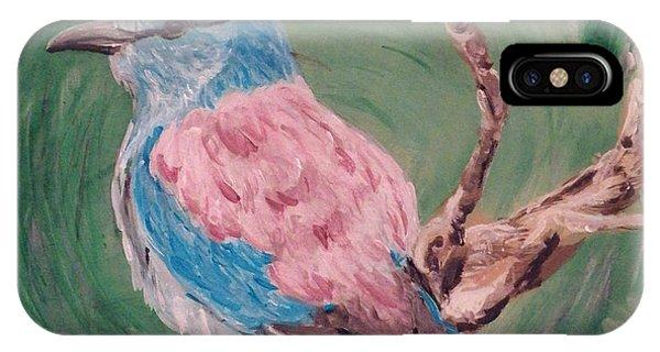 Bird  Phone Case by Katelynn Johnston