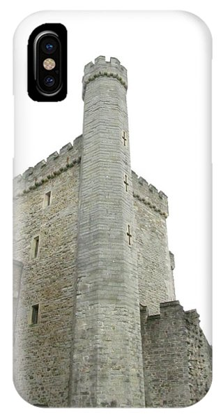 Black Tower IPhone Case