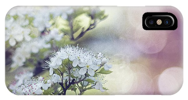 Texture iPhone Case - Blossom by Joel Olives