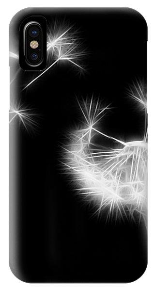 Blown Away - Sparklized IPhone Case