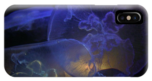 Blue Jelly Dream IPhone Case
