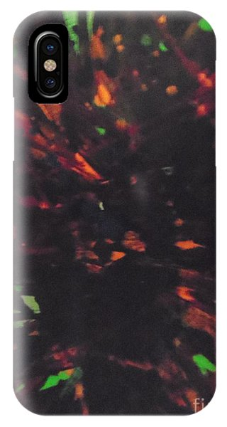 Blurred Vision IPhone Case