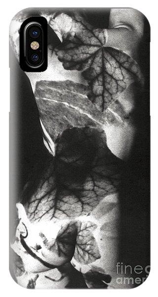 Body Projection Woman - Duplex IPhone Case