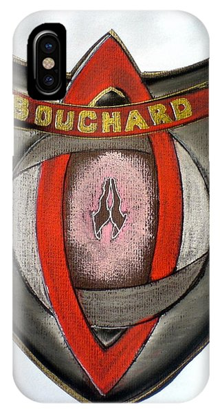 Bouchard Family Crest IPhone Case