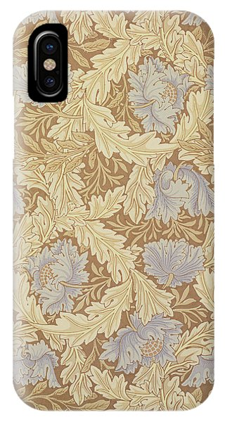 Repeat iPhone Case - Bower Wallpaper Design by William Morris