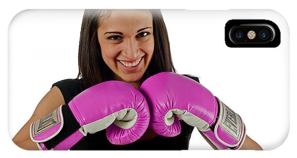 Boxer IPhone Case