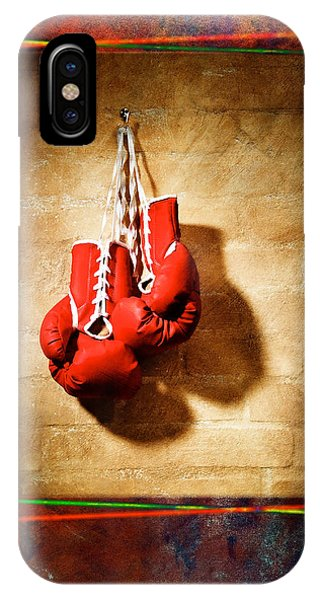 Boxing IPhone Case