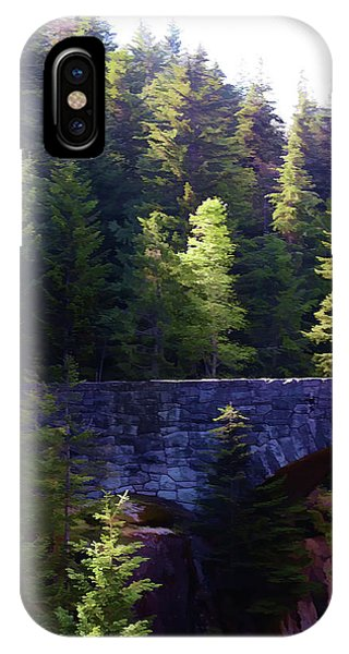 Bridge In The Middle Of Beauty IPhone Case