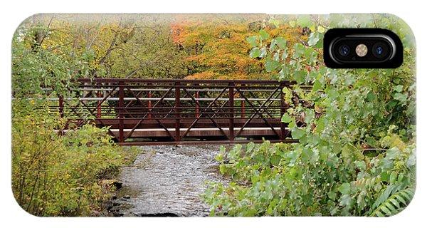 Bridge Over River IPhone Case