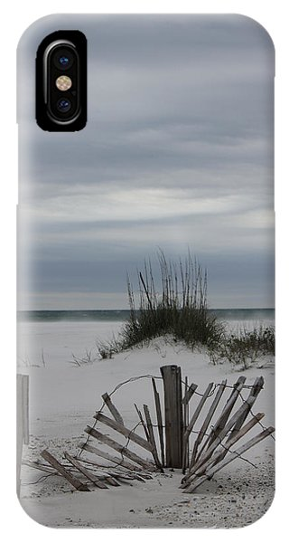 Broken Fences IPhone Case