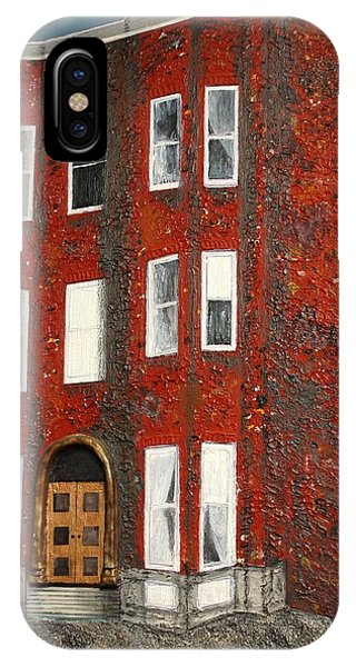 Bronx Building IPhone Case