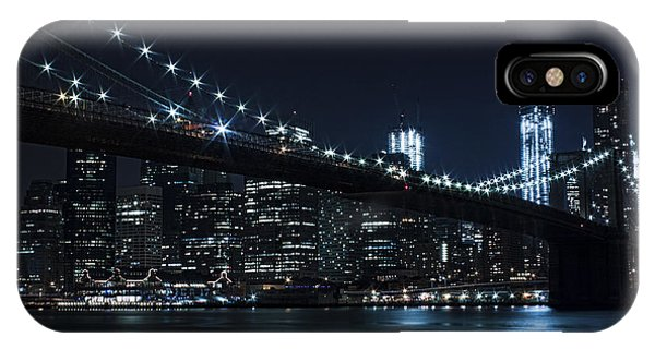 Brooklyn Nights IPhone Case