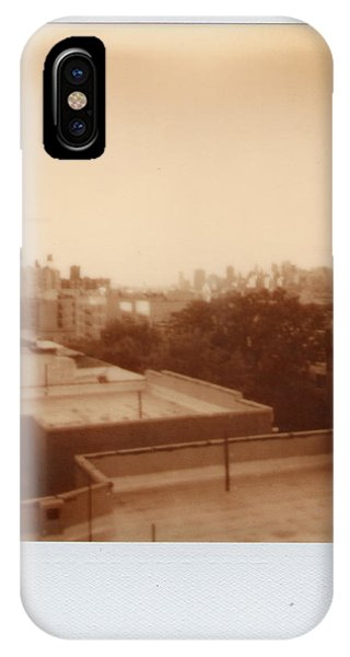Brooklyn With Ip Px100 Film IPhone Case