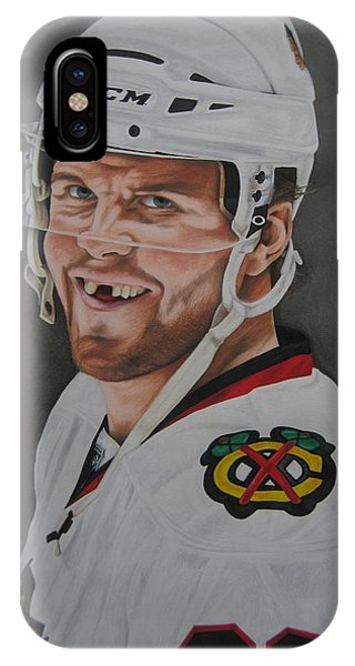 Bryan Bickell Phone Case by Brian Schuster