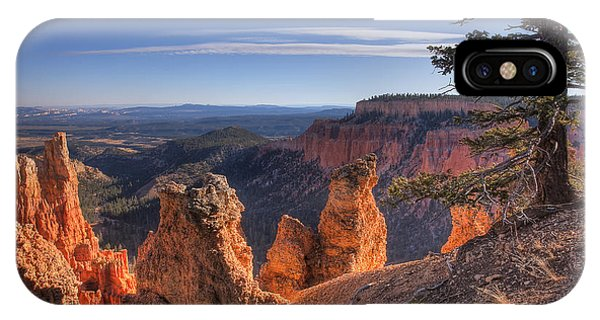 Bryce Sunrise IPhone Case