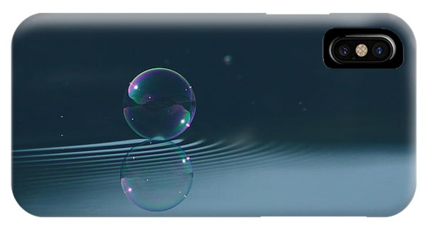 Bubble Ripples IPhone Case
