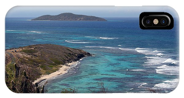Buck Island Usvi IPhone Case